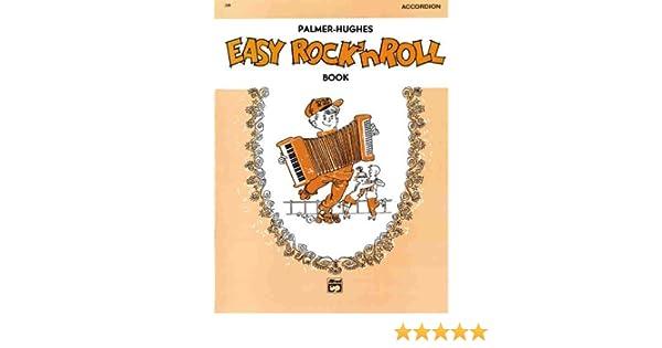 Palmer-Hughes Accordion Course - Easy Rock n Roll Book (English Edition)