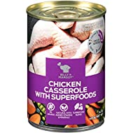 BILLY+MARGOT Chicken Casserole with Superfoods Grain Free Wet Dog Food 14.1oz