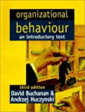 img - for Organizational Behaviour: An Introductory Text (3rd Edition) book / textbook / text book