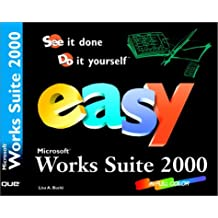 Easy Microsoft Works Suite 2000