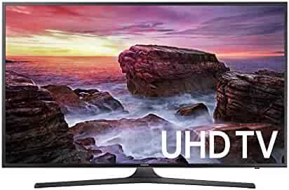 Samsung Electronics UN40MU6290 40-Inch 4K Ultra HD Smart LED TV (2017 Model)