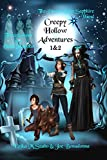 img - for Creepy Hollow Adventures 1 and 2: Three Ghosts in a Black Pumpkin and The Power of the Sapphire Wand book / textbook / text book