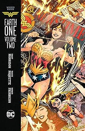 Wonder Woman: Earth One Vol. 2 (English Edition) eBook: Grant ...