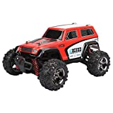 #7: FSTgo RC Cars Off Road Vehicle High Speed Crawlers 1/24 Scale 4WD Off Road Truck 2.4G Radio Remote Control Hobby Car