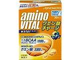 Ajinomoto Amino Vital Citric Acid Charge Water 0.35oz X 20 Sticks, Amino Acid Sports Supplement Diet [Japan Import] For Sale