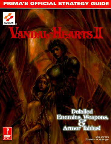 Vandal Hearts II: Prima's Official Strategy Guide