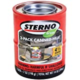 Sterno 7-Ounce Entertainment Cooking Fuel, 2-Pack