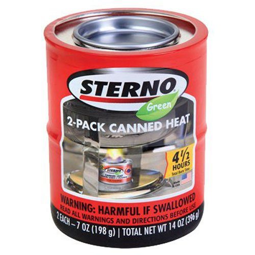 sterno 7 oz cooking fuel - 1