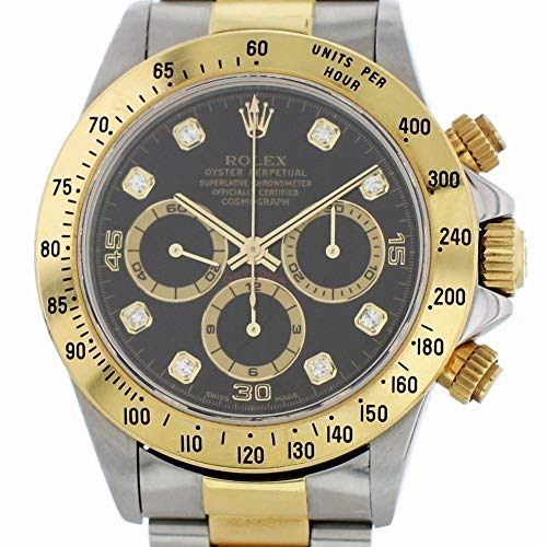 Rolex Daytona Automatic-self-Wind Male Watch 16523 (Certified Pre-Owned)