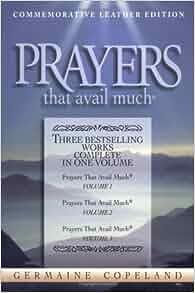 prayers that avail much pdf