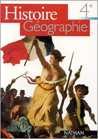 Télécharger en ligne Histoire-Géographie 4e epub pdf