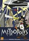 Métropolis, Tome 1 : par Tezuka