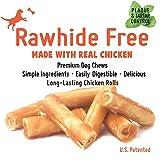 LuvChew Gluten Free Rawhide Free Dog Chew Chicken