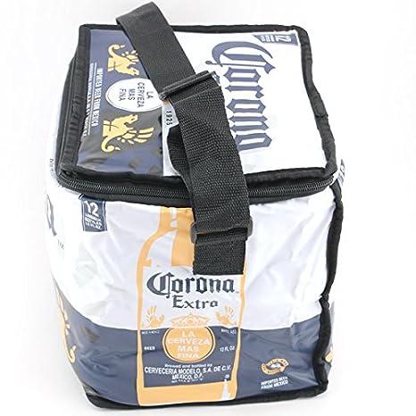 Corona Extra Suave Cara Bolsa térmica Aislante 12 Bottles- con ...