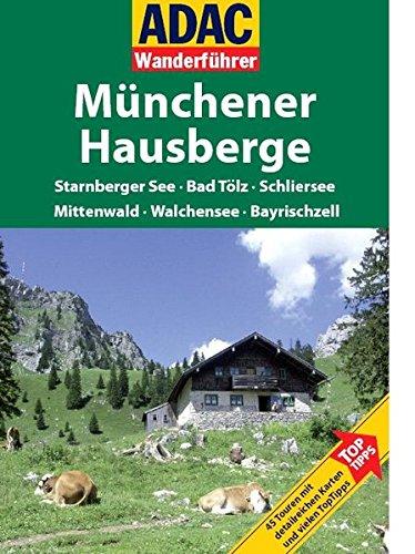 ADAC Wanderführer München und seine Hausberge
