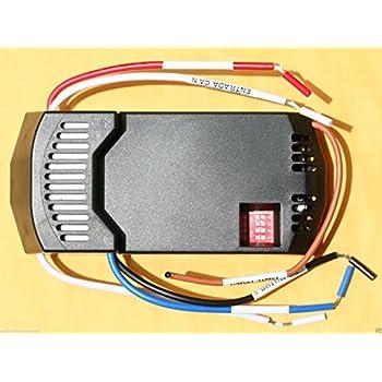 Fantastic Amazon Com Uc7067Rc New Oem Remote Receiver Hampton Bay 7067Fm 6 5 Wiring 101 Akebretraxxcnl