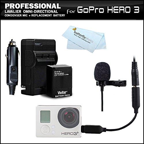 001 Wireless Lapel Microphone - 8