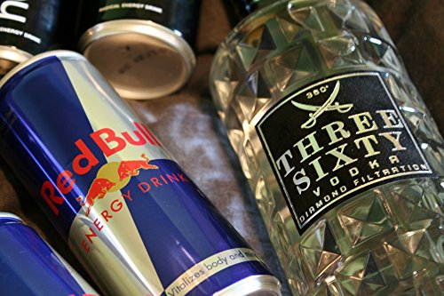 Drink Vodka Energy - Home Comforts Laminated Poster Vodka Red Bull Energy Drink Alcohol Threesixty Poster Print