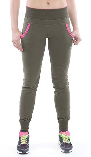 adidas - Pantalon de sport - Femme Vert vert - Vert - W38  Amazon.fr ... 0656c7615b8