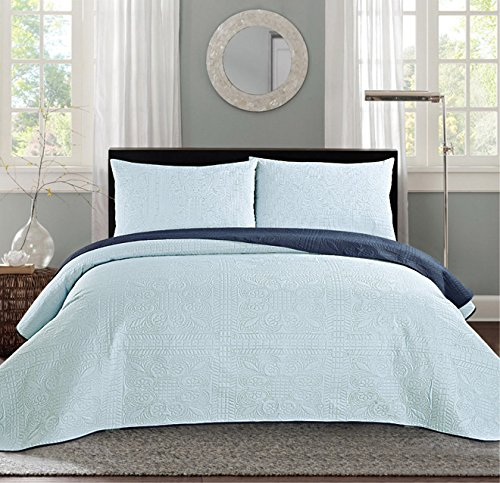 Bedspreads Coverlets Sets New King Cal King Bed Luxury 3