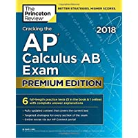 Amazon best sellers best calculus cracking the ap calculus ab exam 2018 premium edition college test preparation fandeluxe Choice Image