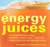 Energy Juices, Nic Rowley, 0007695799