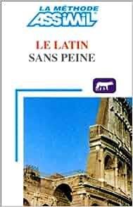 le latin sans peine pdf