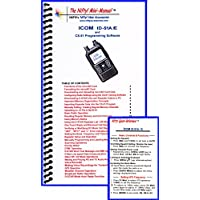 Icom ID-51A /E Mini-Manual & Ref Card Combo by Nifty Accessories