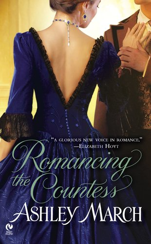 book cover of Romancing the Countess