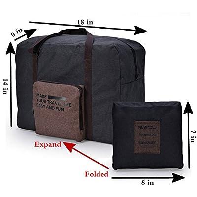 Travel Luggage Duffle Bag Lightweight Portable Handbag Ice Hockey Large Capacity Waterproof Foldable Storage Tote