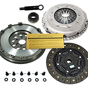 EFT HD SPRUNG CLUTCH KIT+ FLYWHEEL 97-05 AUDI A4 QUATTRO B5 B6 PASSAT 1.8L TURBO
