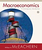 Bundle: Macroeconomics, 9th + Aplia Printed Access Card + Aplia Edition Sticker : Macroeconomics, 9th + Aplia Printed Access Card + Aplia Edition Sticker, Mceachern and McEachern, William A., 1133164161
