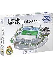 Madrid-EF-14597 DI STÉFANO (Real Madrid CF) puzzel, meerkleurig (Eleven 100-120)