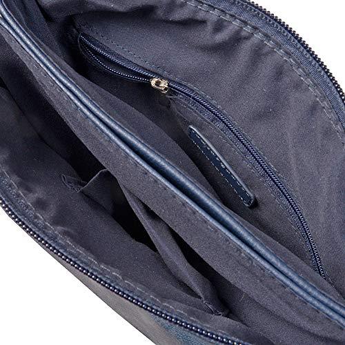 Flap Black Rochelier Crossbody Club Pocket Front w066xE