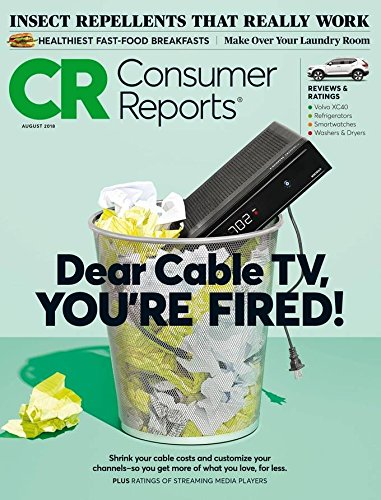 Magazines : Consumer Reports