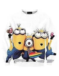 Food Sweatshirt Hoodie for Girl One Size