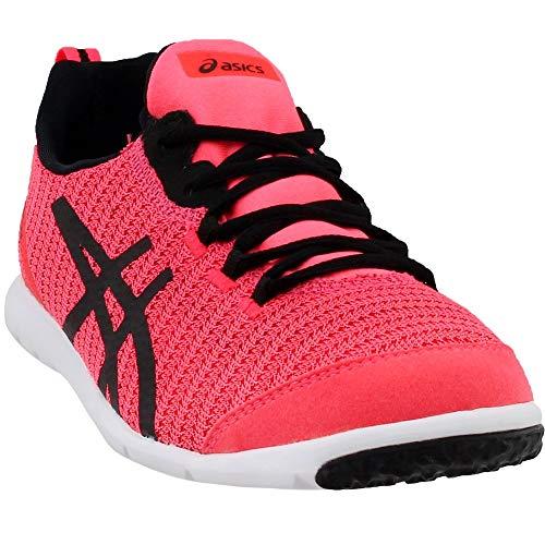 ASICS Women's Metrolyte-W Walking Shoe Black/Aluminum/Silver 8 M US
