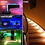 PANGTON VILLA LED Strip Lights 32.8ft 5050LEDs