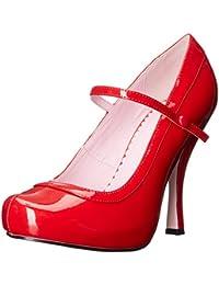 Ellie Shoes Women's 423-Babydoll Maryjane Platform Pump