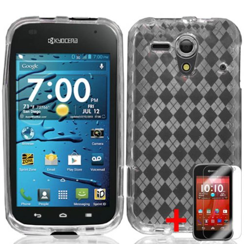 KYOCERA RUBBER SCREEN PROTECTOR ACCESSORY product image