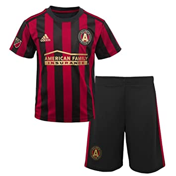quality design b8dcd a0b33 Amazon.com : Outerstuff Toddler Atlanta United FC Soccer Kit ...