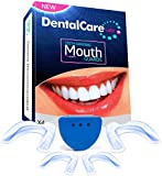 DENTALCARE LABS Anti Grinding Teeth Custom Moldable Dental Night Guard, Stops Bruxism,Tmj & Eliminates Teeth Clenching.Pack of 4 Guards in 2 Sizes for Custom Fit-BPA Free!!!