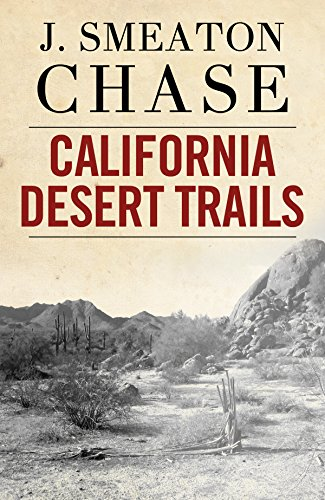 California Desert Trails cover
