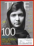 Time Magazine (April 29, 2013/May 6, 2013) Malala Yousafzai The 100 Most Influential People in the World Cover