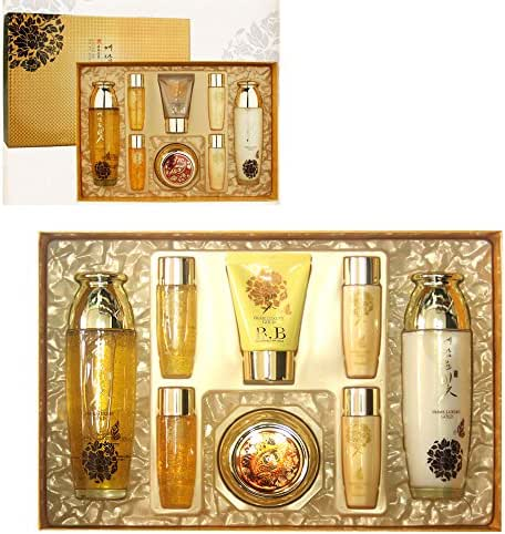 [YEDAM YUN BIT] Prime Luxury Gold Women Skin Care 4pcs Set / Wrinkle repair / Whitening / Korean Cosmetics