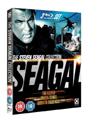 Seagal Triple-Driven To Kill/T (Blu-Ray) (Import Movie) (European Format - Zone B2) Seagal Tripl...