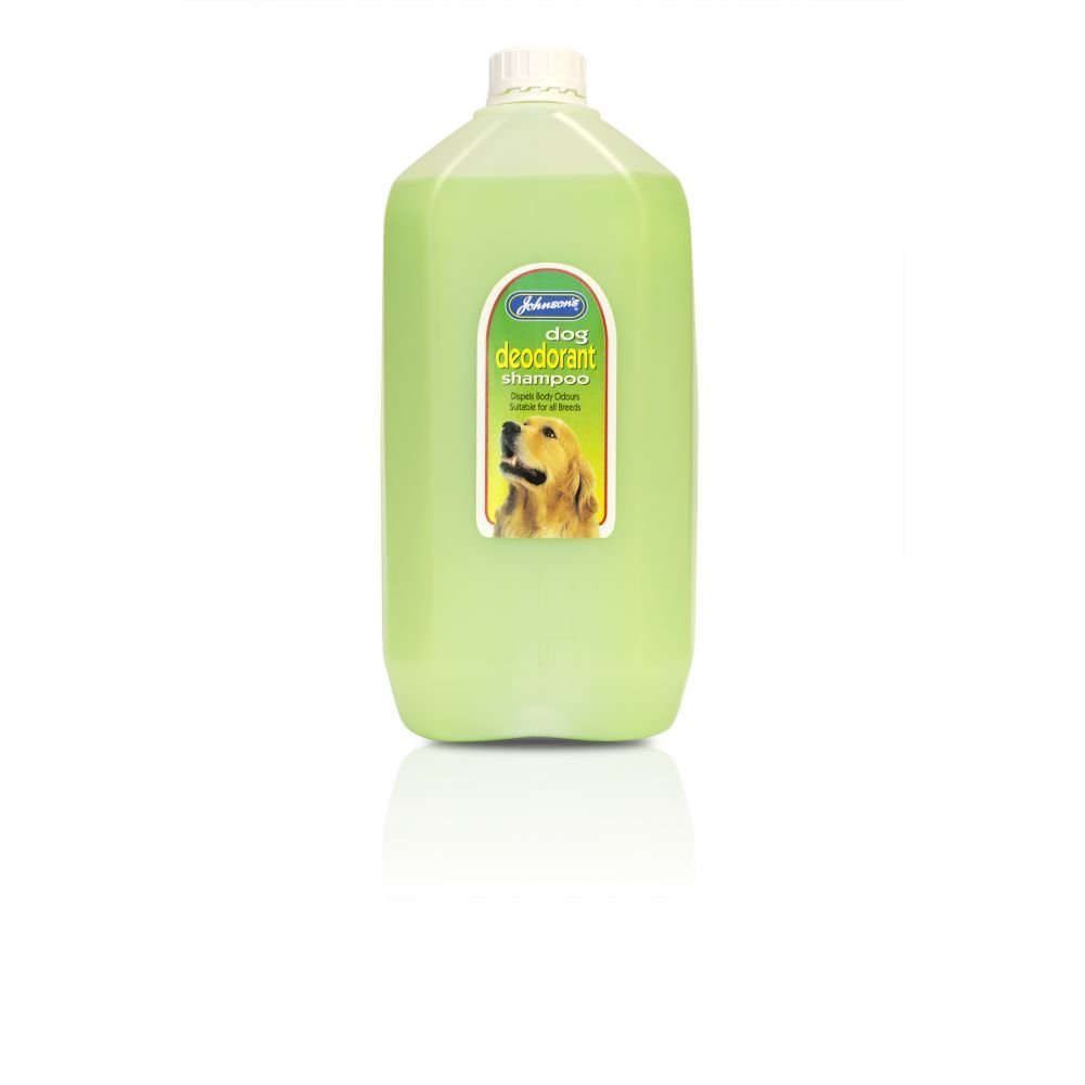 Johnson's Veterinary Products Jvp Dog Deodorant Shampoo 5 LTR