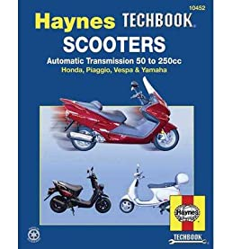 scooters service and repair manual automatic transmission 50 to rh amazon com Honda Service Manual PDF honda 50 service manual