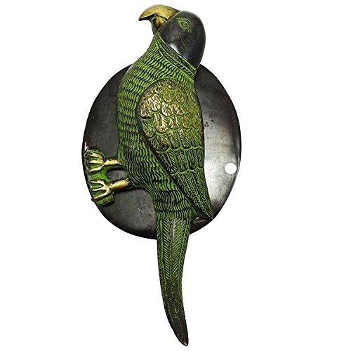 Beautiful Parrot Design Brass Door Knocker Décorative Home Décor Indian Art