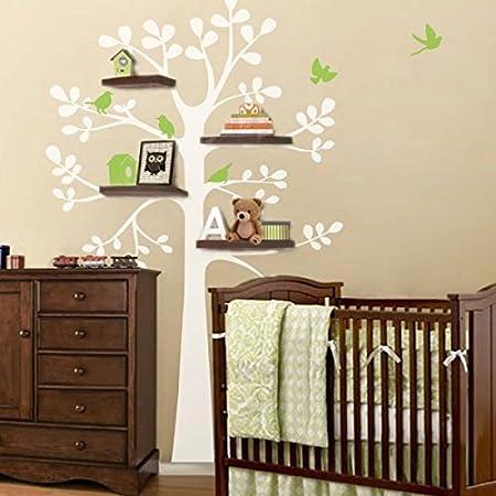 wall decals baby nursery decor vinyl original wall decal shelving